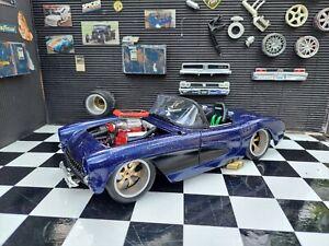 1:18 Corvette 1957 Tuning Umbau