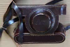 Leica Iif/C Leather camera case