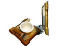 Vintage Collectible Ever-Ready Travel Shave Kit  Brush Bowl Mirror Heljestrand