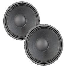 "Pair Eminence Delta-12LFA 12"" Sub Woofer 8 ohm 94.6dB 2.5VC Replacement Speaker"