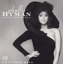PHYLLIS HYMAN - CD - UNDER HER SPELL - GREATEST HITS