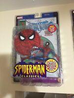 Spider-Man Red Black 2099 Scarlet Spider Variant Set Action Figure Legends Lot!