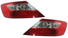 06 07 08 Honda Civic 2 Door Coupe Left&Right Taillight Taillamp Lamp Light Pair