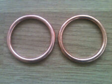 EXHAUST GASKET SET HONDA XR600 XR650  Set of 2 Gaskets