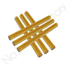 6Pc X Hair Extension Keratin Quality Glue Gun Sticks Uk Each with 10Cm Long