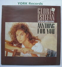 GLORIA ESTEFAN - Anything For You - Excellent Condition LP Record Epic 463125 1