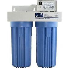 Pura UV (15620121) UVB2-EPCB/SD 0.5 Micron Carbon Block/5 Micron Sediment Dri...