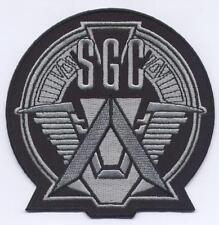 Stargate SG-1 TV Series SGC Promethius Logo Iron On Patches