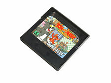 TOM & JERRY THE MOVIE Sega Game Gear videogame cart cartridge