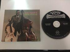 Ray Brown – Jazz Cello VERVE 2003 DIGIPAK CD MG VS-68390
