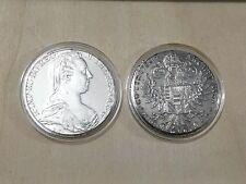 Moneda 1 Onza de plata (0,835) de Mª Theresia D.G. Burg Archiduquesa de Austria
