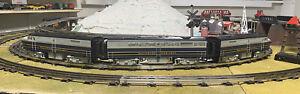 O Scale MTH Premier 20-2239-1 Baltimore & Ohio  FA-2 ABA w/PS2 Near-Mint ✅