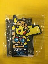 POKEMON WORLDS PIKACHU MAGNET COLLECTION 2019 WASHINGTON TRADING CARD GAME
