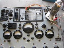 2 TUBE JAN CG 211 VT4C GE = RCA 211 TRIODE PAIR NEUBERGER TEST 120mA (25=100%)