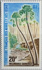 Afars and ISSAS 1975 139 421 Palms Palmiers nature arbre tree Flore View Neuf sans charnière