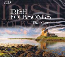 MUSIK-DOPPEL-CD NEU/OVP - Irish Folksongs - The Album