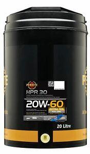 Penrite HPR 30 SAE 20W-60 Engine Oil 20L