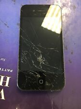 Apple iPhone 4 8GB (Verizon) Black Smartphone FULLY FUNCTIONAL - FREE SHIPPING
