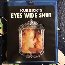 Eyes Wide Shut (Blu-ray Disc, 2008, Special Edition) Kubrick, Tom Cruise, Kidman