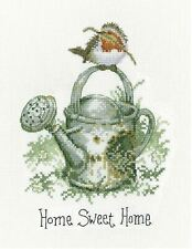 Heritage Crafts Cross Stitch Kit - Home Sweet Home (Aida)