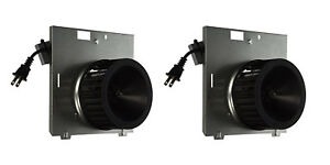 2 PACK - Broan Bathroom Fan Assembly S-97017065 for 676-A,B,C and 676F-A.B.C