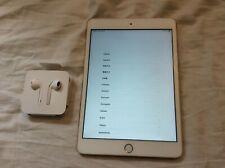 Apple iPad Mini 3 16GB Wi-Fi 7.9in Gold A1599 Model