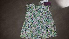 Sublime robe trapèze Liberty JACADI 6 mois idéale cadeau ou cérémonie NEUVE