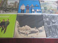 WEEZER  MFSL 180 GRAM 5 AUDIOPHILE LP SET BLUE GREEN PINKERTON LIONWITCH + BONUS