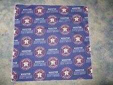 "MLB HOUSTON ASTROS BASEBALL HEAD BANDANA --  22 1/2"" HEAD BANDANA"