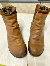 LONDON FLY BOOTS ANKLE  Mel  USED BUT STILL IN GREAT CONDITION SIZE 5
