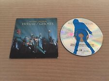 MICHAEL JACKSON - HISTORY/GHOSTS MADE IN AUSTRIA CARD SLEEVE 2 TRACK CD SINGLE