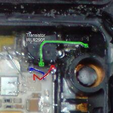 IRLR2905 pour réparation pompe injection Bosch VP44, VP37, VP30, VP29 BMW FORD