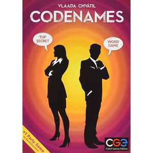 Codenames Card Game by Czech Games Edition