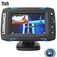 Lowrance High Resolution Elite-5 Ti Touch Fishfinder/Chartplotter With Basemap
