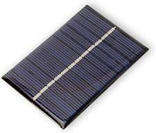 06 Watt 6v 100ma Epoxy Solar Cell Solar Module Solar Panel 80x55mm For Arduino
