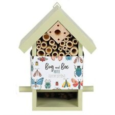 Wooden Bug and Bee Hotel - Brand New
