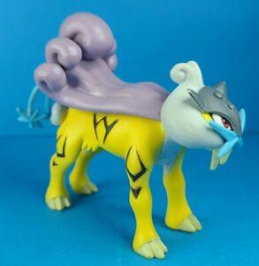 2011 Jakks Nintendo Pokemon DP Series RAIKOU Figure