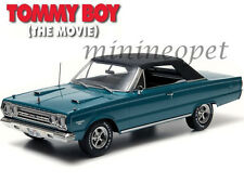 GREENLIGHT 19005 TOMMY BOY MOVIE 1967 67 PLYMOUTH BELVEDERE GTX 1/18 BLUE