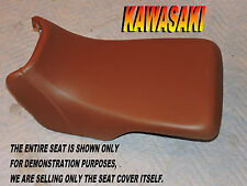 Kawasaki Bayou 300 1986-04 New seat cover KLF300 KLF 2X4 KLF300B A B Brown 916A
