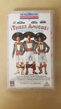 Three Amigos VHS 1986 Classic 80's Movie