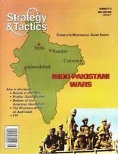SPI Strategy & Tactics  #174 w/Indo-Pakistani Wars VG+