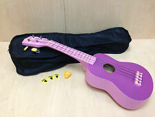 Stagg 54CM Ukulele Purple w/Free Gig bag-Perfect Gift for Kids