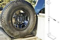 Spare Tire Carrier Mount-Buddy In Bed Tire Mount Titan 9901330