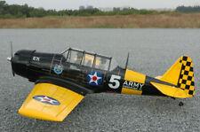 VQ Models 60.5in Wingspan AT-6 Texan (Black) ARF (EP/GP)