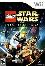 LEGO Star Wars: The Complete Saga - Nintendo  Wii Game