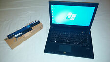 "Acer TravelMate TimelineX 14"" Notebook (Core i3, 4gb RAM) + Original Zweitakku"
