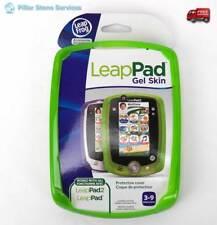 LeapFrog LeapPad 2 Gel Skin, Green Protective Cover (LeapPad2/2P, LeapPad1) New