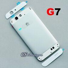 Huawei G7 Ricambio scocca back cover posteriore copri batteria Bianco