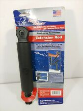 Rapid Release Extension Rod Brand New Made in Usa for Rod Holders