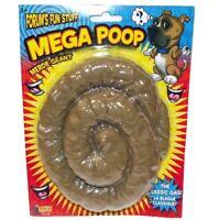 MEGA SIZED FAKE DOG POOP - Forum's Novelties - Classic GaG Prank Joke Child Toy